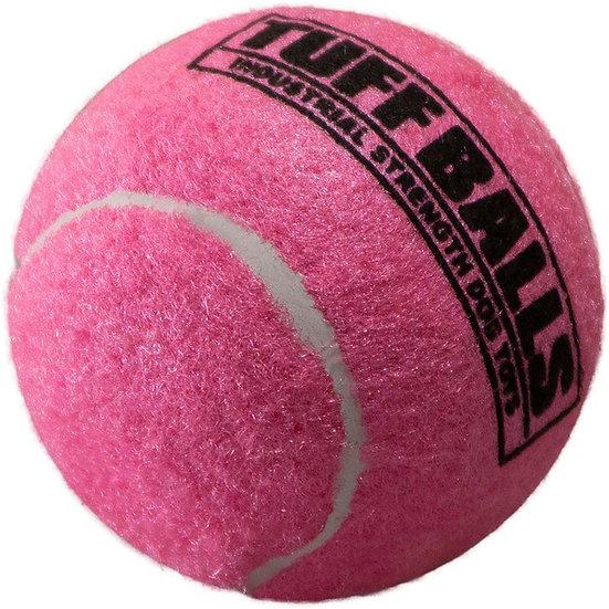 "Pink Tuff Ball 2.5"" 2-Pack"