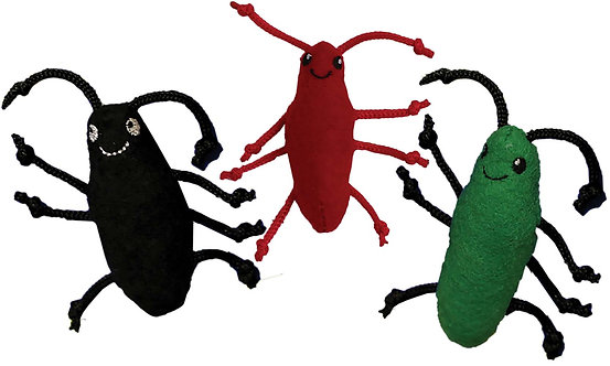 Catnip Crickets Assorted
