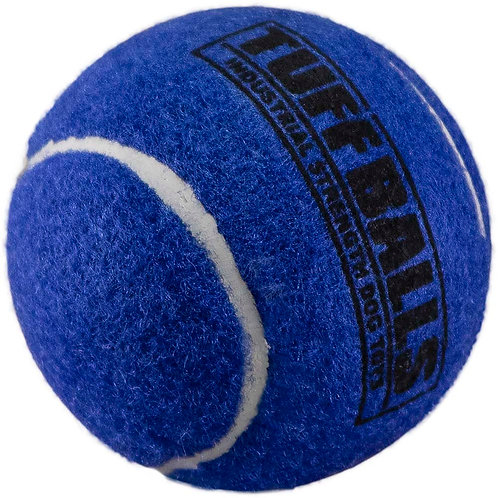 "Blue Tuff Ball 2.5"" 2-Pack"