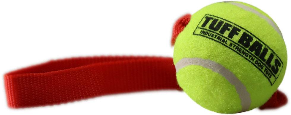 "Mini Fetch Me Fido 8"" Handle w 1.8"" Tuff Ball"