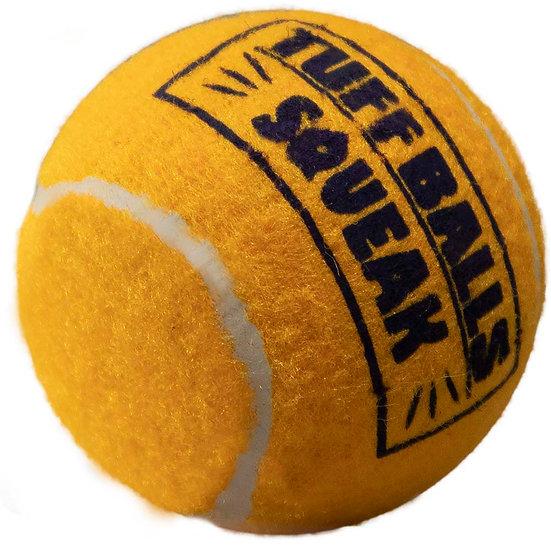 """Tuff Ball Squeak 2.5"""" - BULK"""