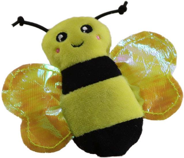 Catnip Crinkles Bumble Bee