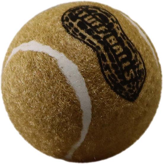 """Jr. Peanut Butter Tuff Ball 1.8"""" 2-Pack"""