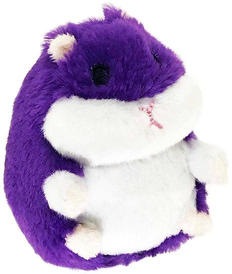 Tiny Tots Fat Hamster Purple