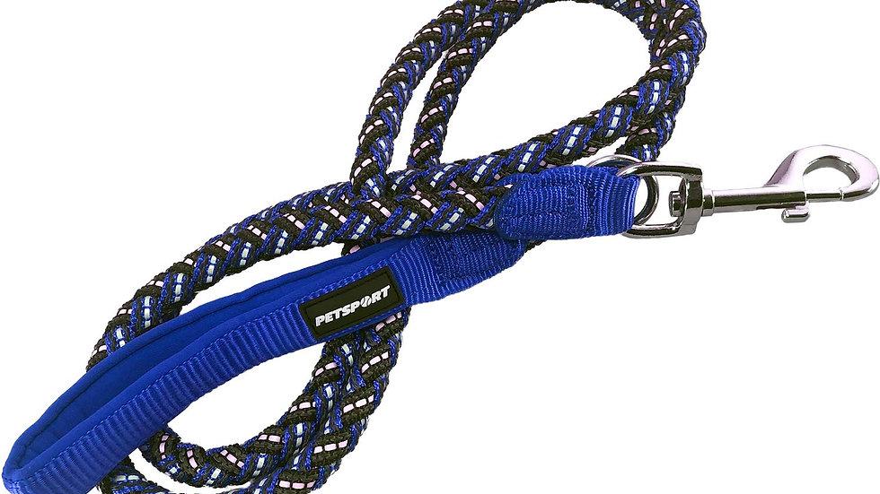 Triple Safe Leash 6ft Blue