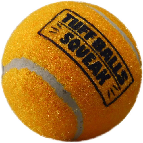 "Jr. Tuff Ball Squeak 1.8"" - BULK"