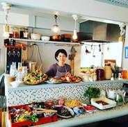 渋谷のカフェで1dayビストロ開催