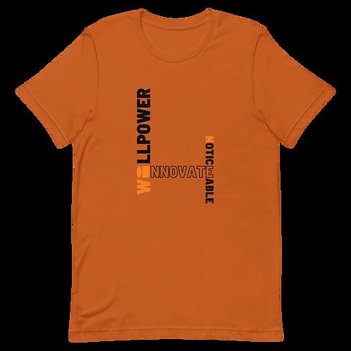 """WiN"" Short-Sleeve Unisex T-Shirt"
