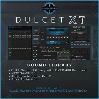 DULCET XT Sound Library