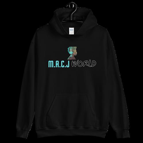 M.A.C.J World Unisex Hoodie 2