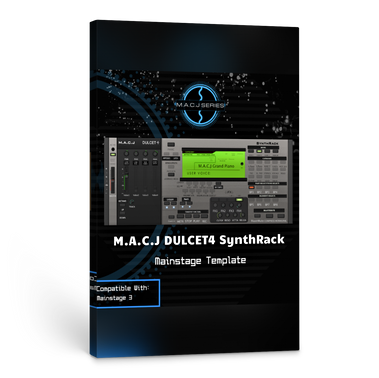 DULCET 4 SynthRack (2.0)