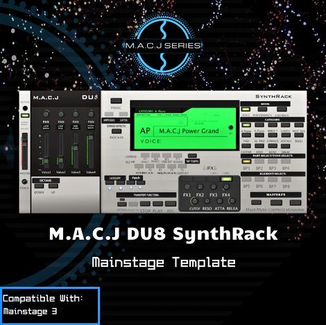 DU8 SynthRack