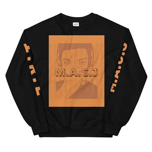 In Real Life - M.A.C.J Unisex Sweatshirt