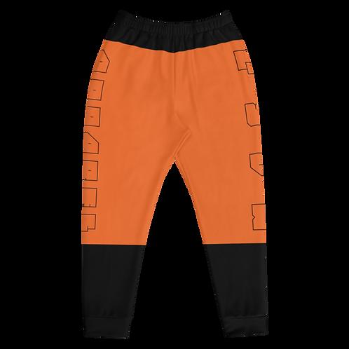 M.A.C.J Apparel Men's Joggers Orange