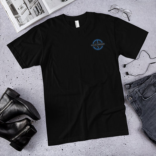 M.A.C.J Series Embroidered T-Shirt