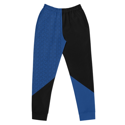 M.A.C.J Apparel Women's Joggers Blue/Black