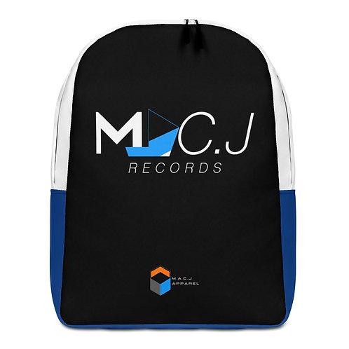 MAC.J Records Minimalist Backpack