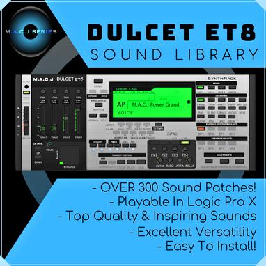 DULCET ET8 Sound Library