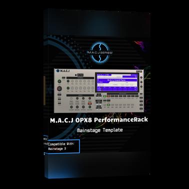 OPX8 PerformanceRack