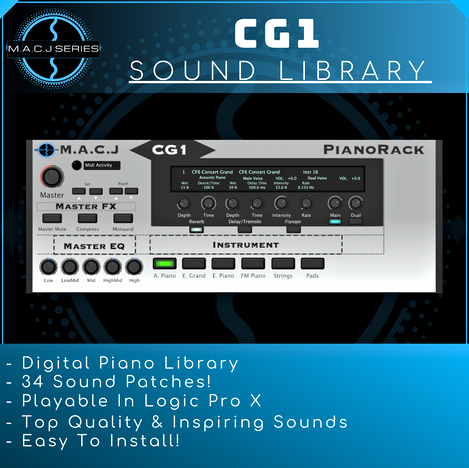 CG1 Sound Library
