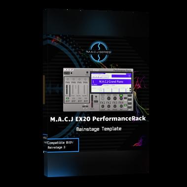 EX20 PerformanceRack
