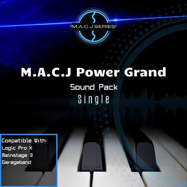 M.A.C.J Power Grand (Single Patch)