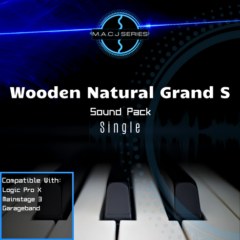 Wooden Natural Grand S (Single Page)