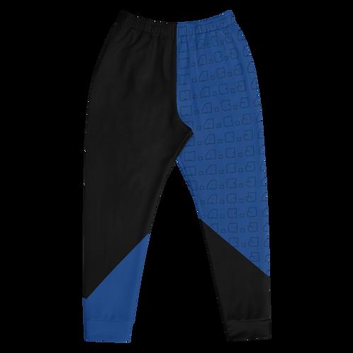 M.A.C.J Apparel Men's Joggers Blue/Black