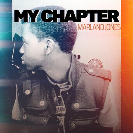 My Chapter (Album) - Marland Jones (2016)
