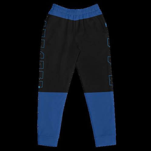 M.A.C.J Apparel Women's Joggers Black/Blue
