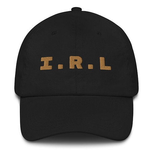 In Real Life - M.A.C.J classic hat