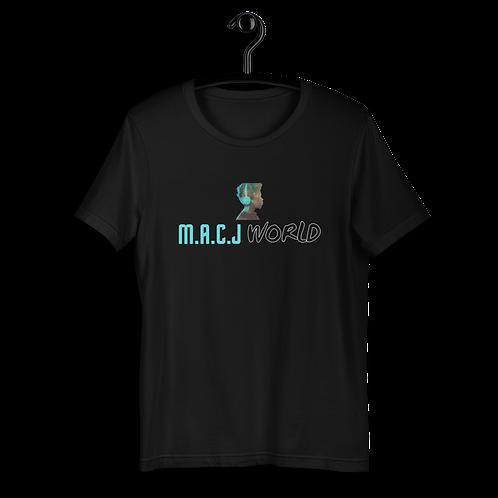 M.A.C.J World Short-Sleeve Unisex T-Shirt 2