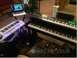 Marland Jones(@Macjworld) setup 1