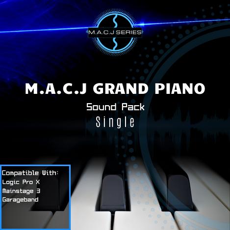 M.A.C.J Grand Piano (Single Patch)
