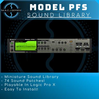 Model PFS Sound Library