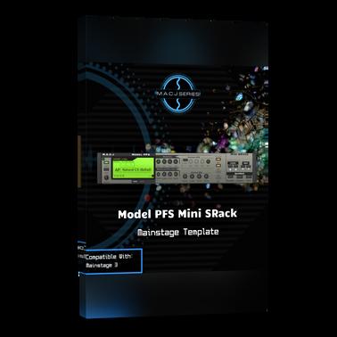 Model PFS Mini SRack