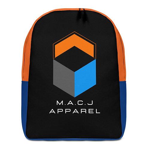 M.A.C.J Apparel Minimalist Backpack (Black)