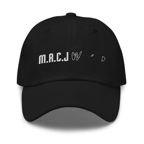 M.A.C.J World Dad hat