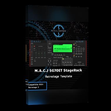SG70ET StageRack