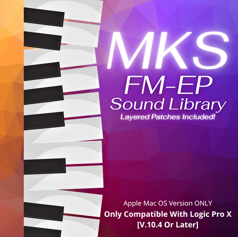 MKS FM EP w/layers Sound Library