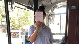 Zesty London bus driver