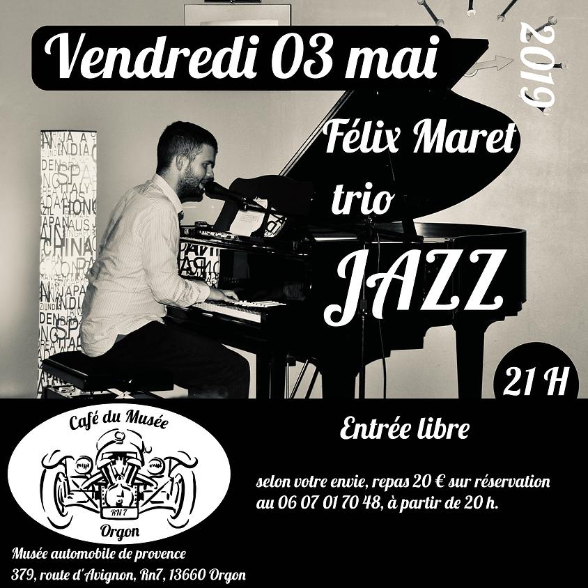 Félix Maret Jazz Trio