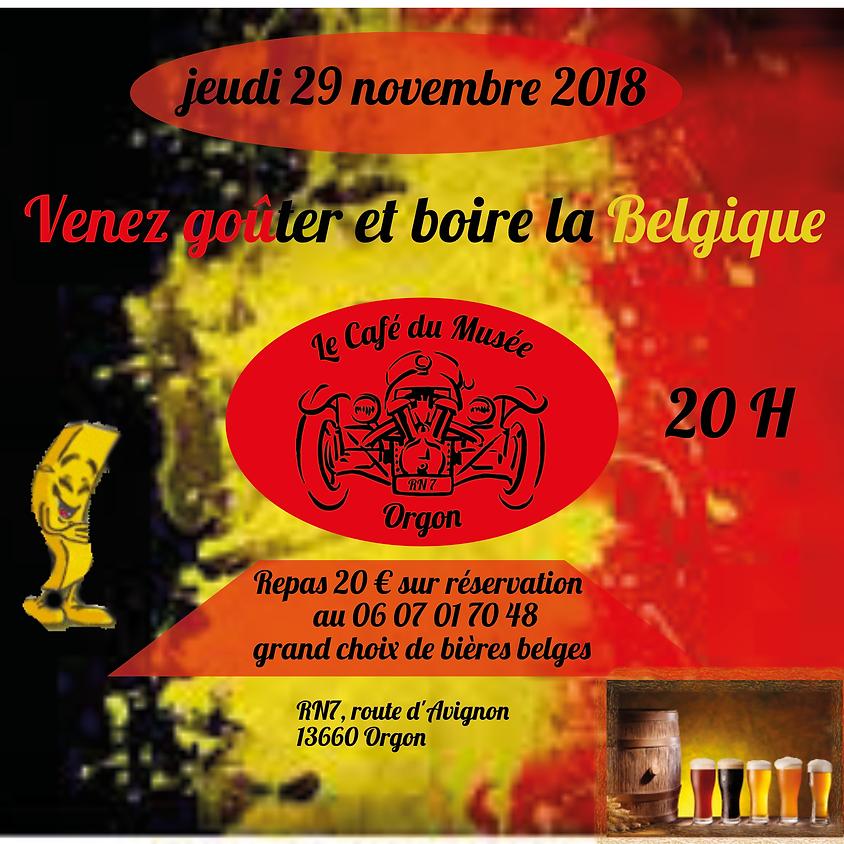 soirée belge