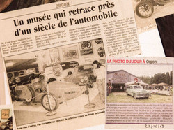 2013 - Musée Automobile de Provence