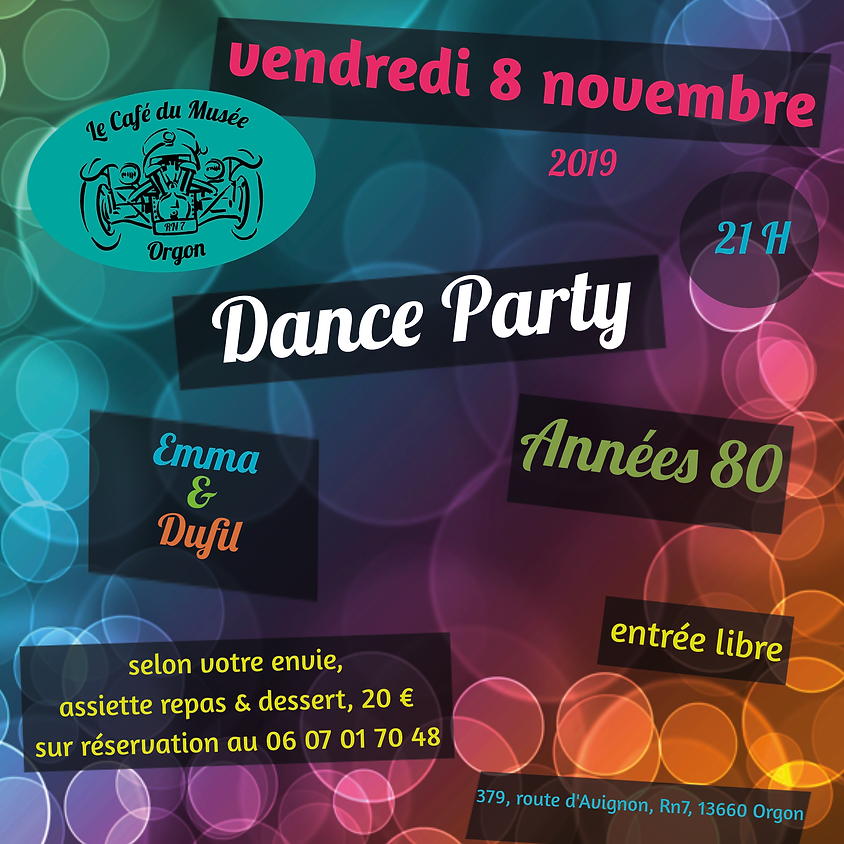 soirée dance party