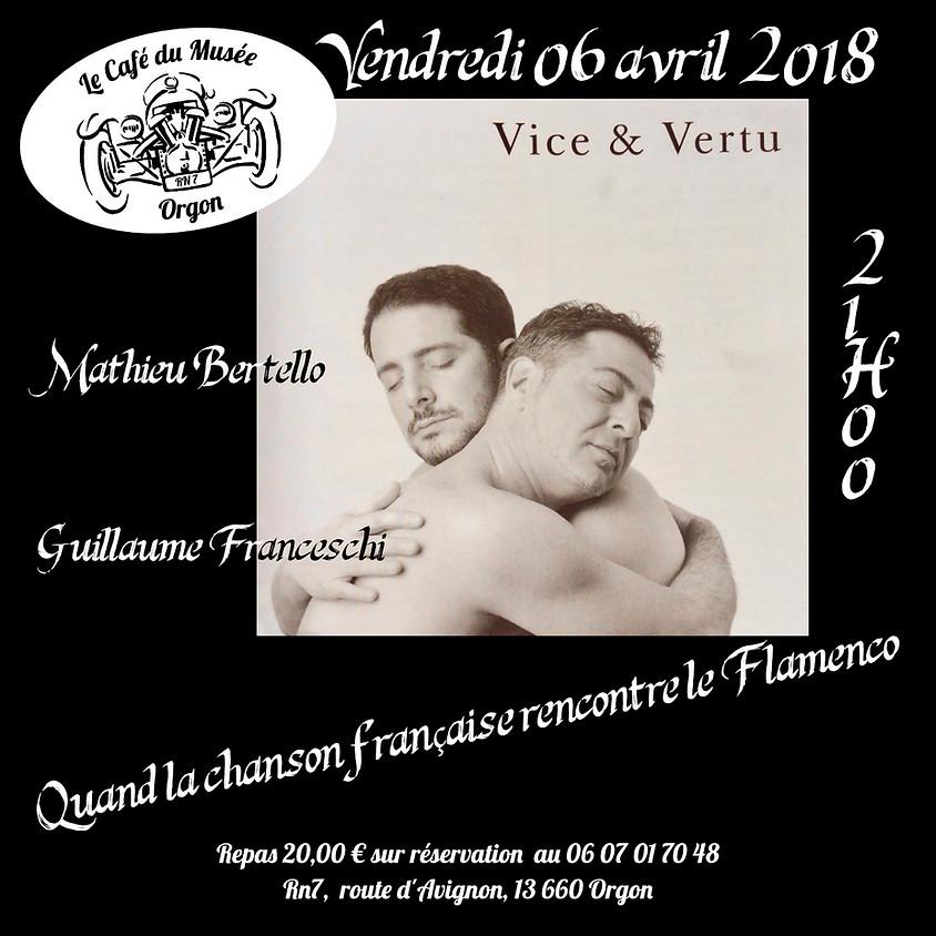 Spectacle Vice & Vertu