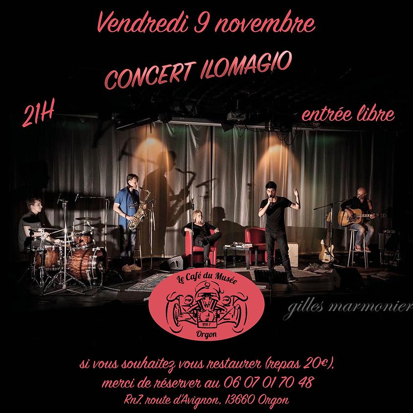concert iLOMAGIO