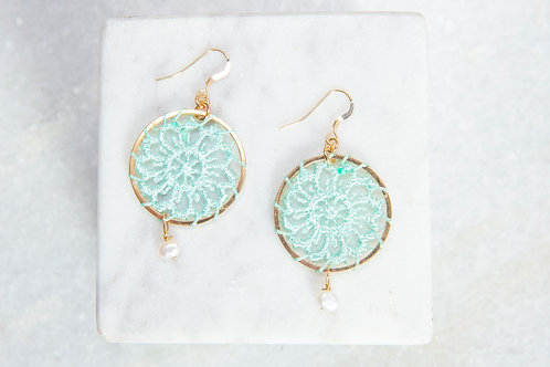 Boucles Dream turquoise