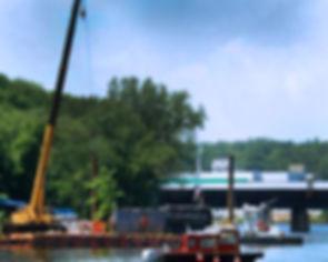 Hudson River PCB Superfund Dredging Project