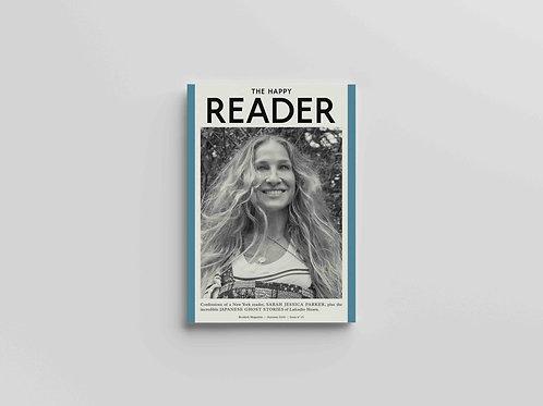 The Happy Reader: Sarah J Parker